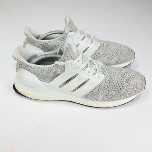 Adidas Ultra boost 4.0 Men Running Shoes Cloud Whi